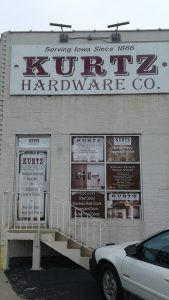 2016 is the 150th Anniversary of Kurtz Hardware in Des Moines, Iowa. We couldn't be more proud and grateful!